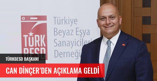 """TÜRKBESD BAŞANINDAN AÇIKLAMA GELDİ - """"İhracat, üretim kapasitemizi korudu"""""""
