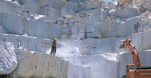 Minerali İtalya ve İspanya, Doğal Taşı Çin ve ABD Topluyor