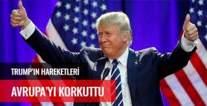 TRUMP'IN HAREKETLERİ AVRUPA'YI KORKUTTU! ''BİZİ ASLA BÖLEMEYECEK''