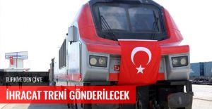 Türkiyeden Çin#039;e quot;ihracat...