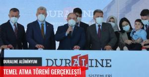 DURALINE ALÜMİNYUM PROFİL SİSTEMLERİ...